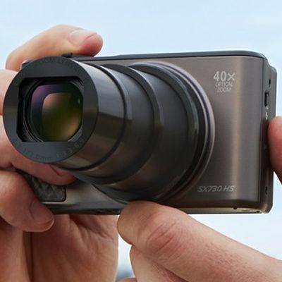 Zachyťte dovolenou novým ultrazoomem Canon