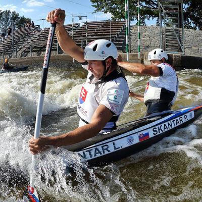 Přijďte na workshop focení vodního slalomu s Canonem
