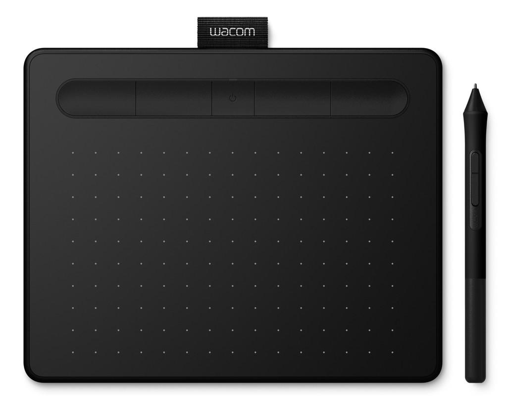 Wacom Intuos S Bluetooth černý