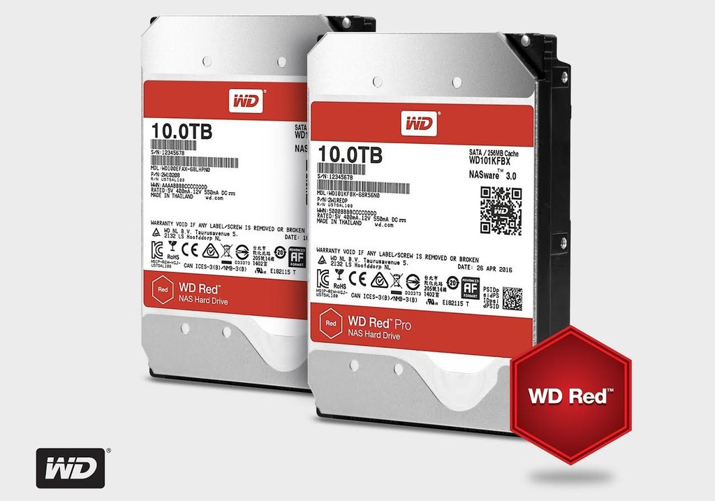 WD Red Pro HDD