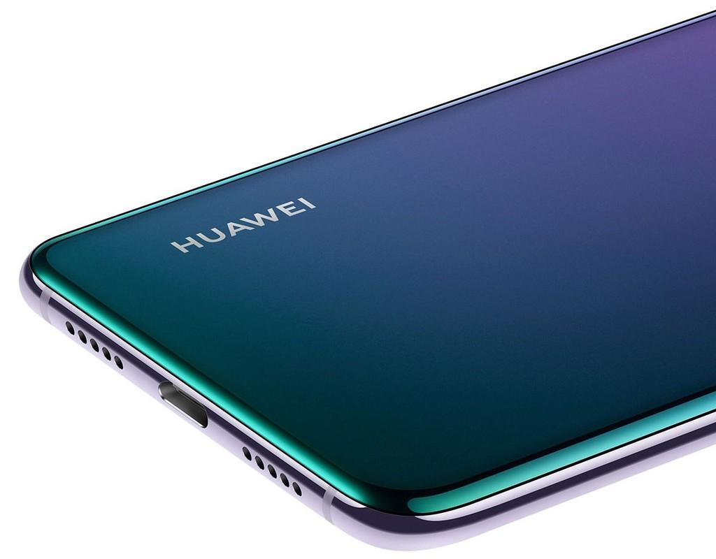 Huawei P20 Pro design
