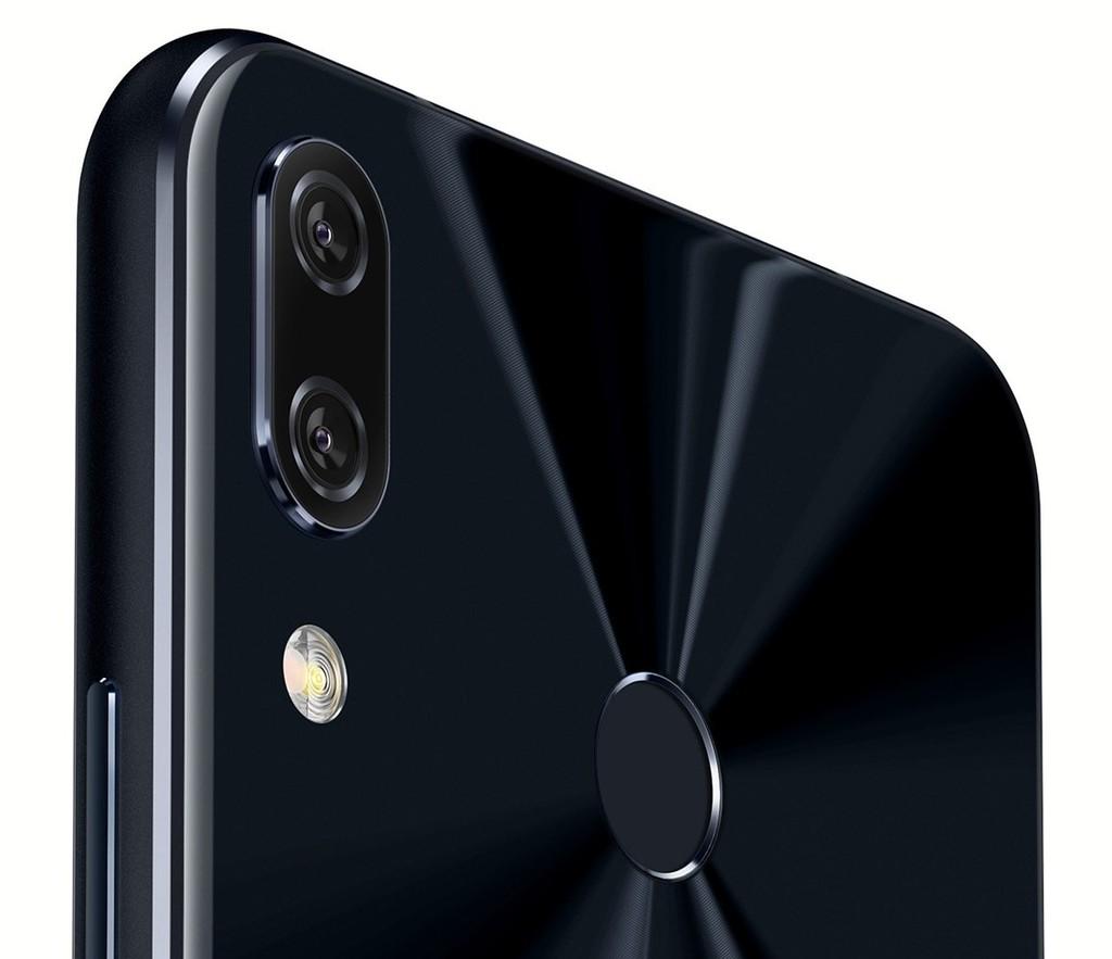 Asus Zenfone 5 fotoaparát