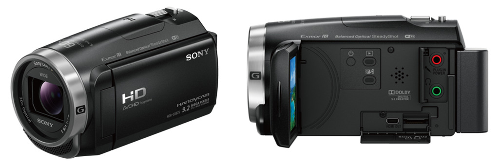 Sony HDR CX625