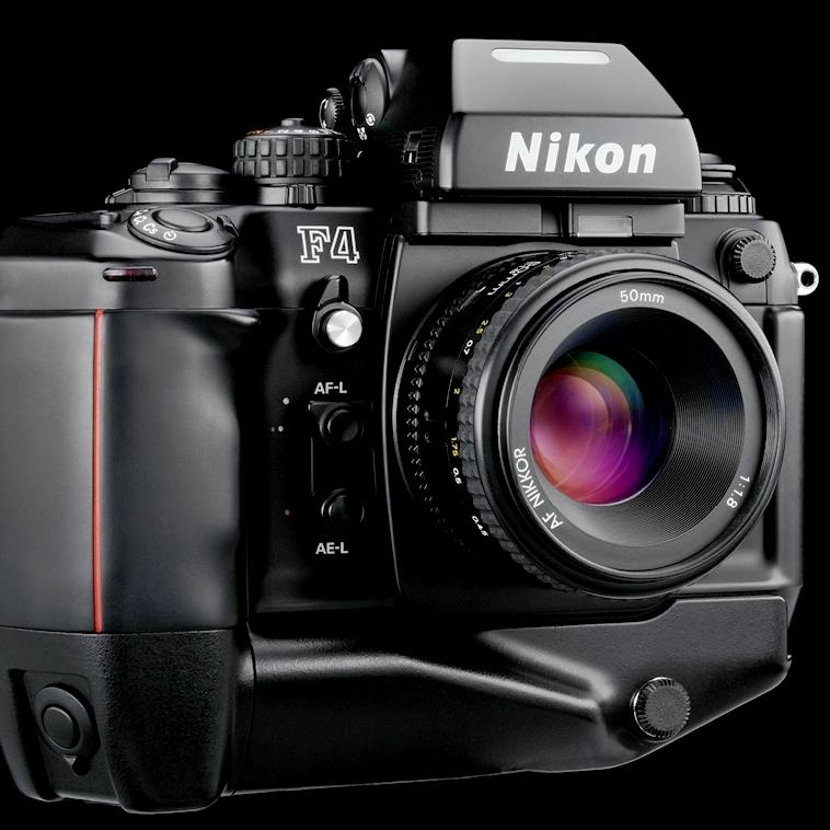 Historie fotografických značek - Nikon
