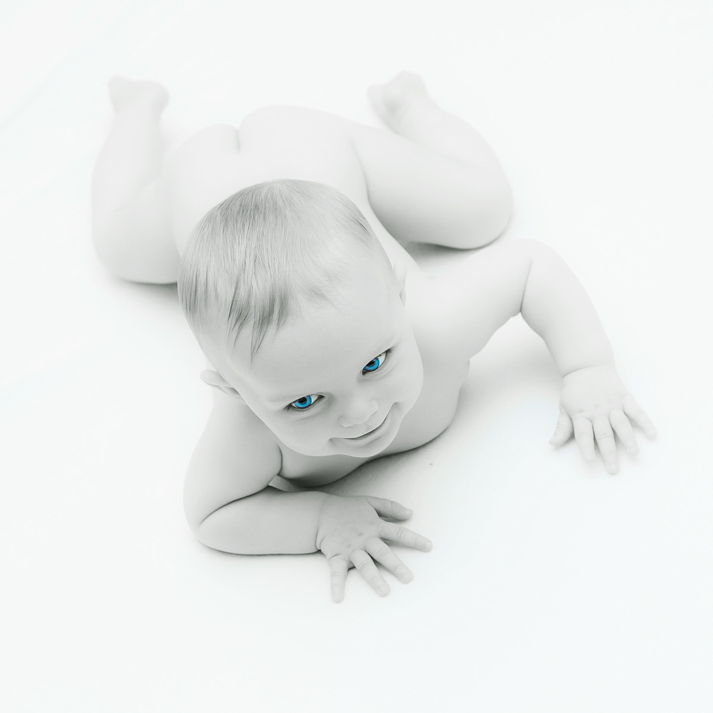 focení dětí - interiér 1