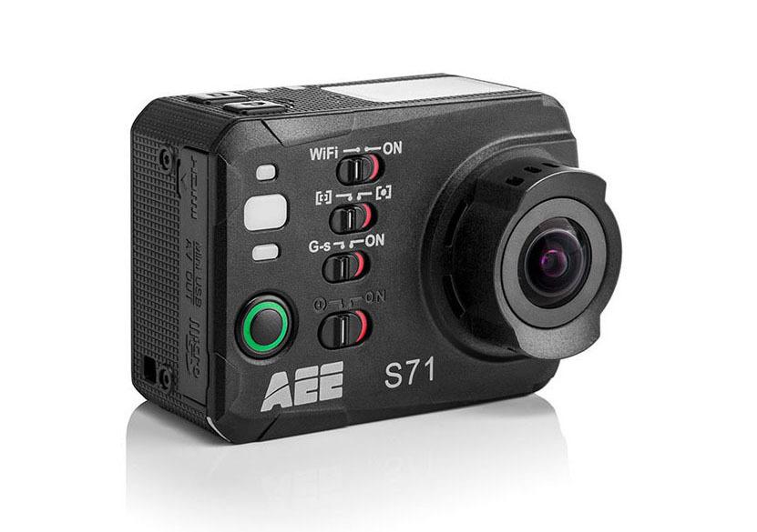 AEE_S71T_Kompaktni_velikost_ram