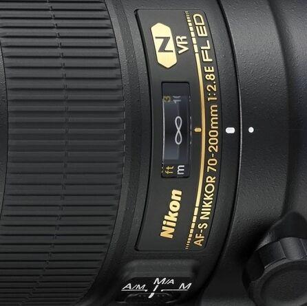 Nikon 70-200mm f/2,8 E FL ED VR: neuvěřitelně rychlý zoom
