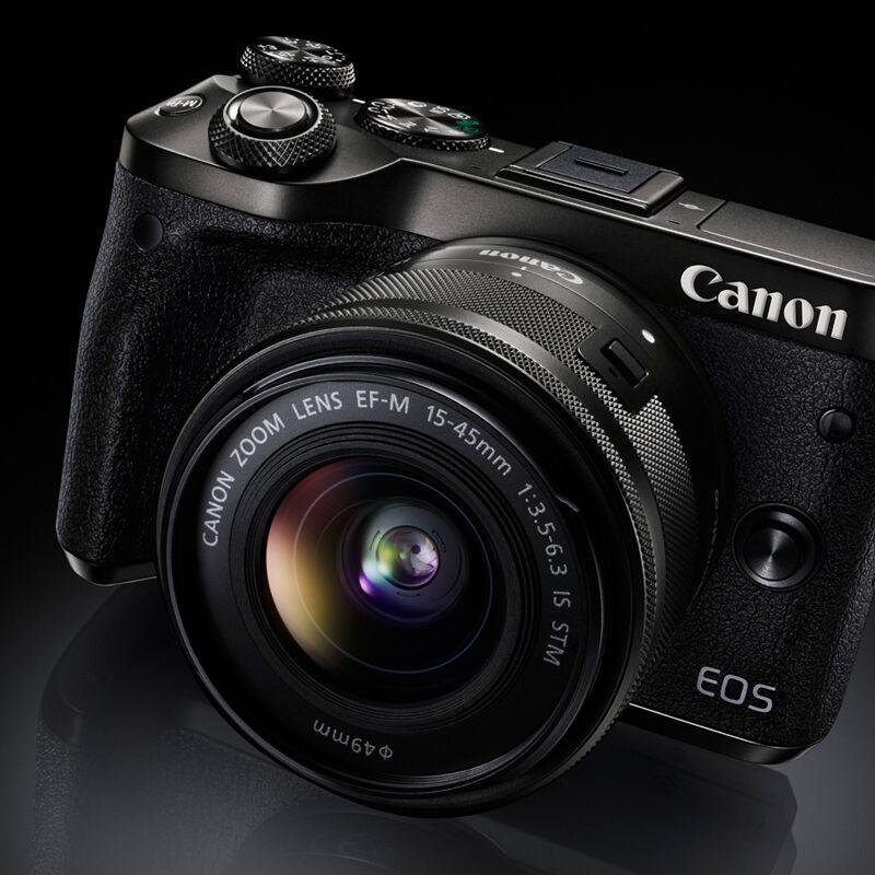 Canon EOS M6 už máme skladem
