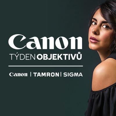 Přijďte si otestovat objektivy Canon, Sigma a Tamron a získejte hodnotné dárky!