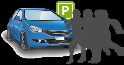 LS500W-parking