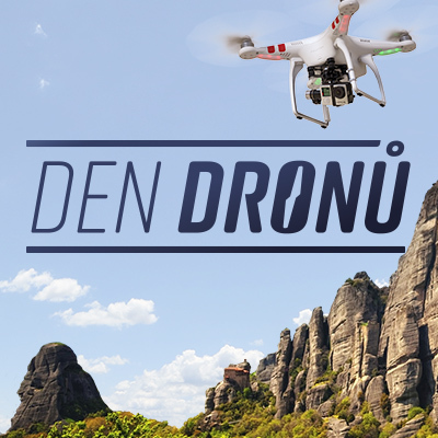 Den dronů zavítá do Holešovic
