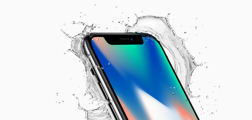 iPhone X IP67