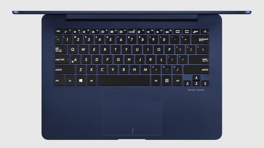 Asus UX430UA klávesnice