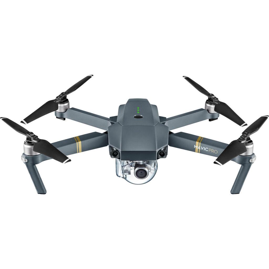 Jak létat s drony a stát se profesionálem