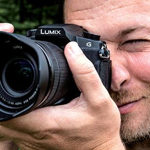 4K video workflow Panasonic