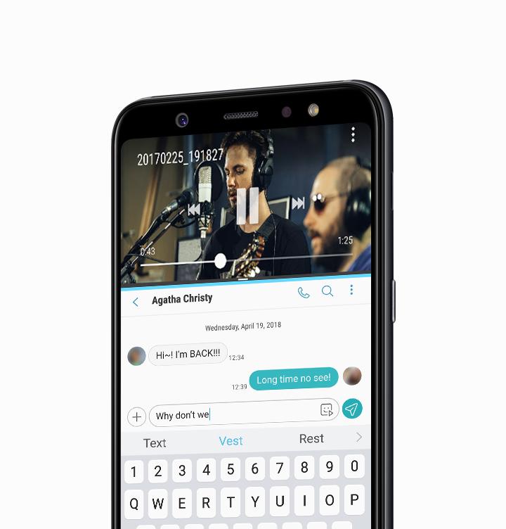Samsung Galaxy A6+ (6)