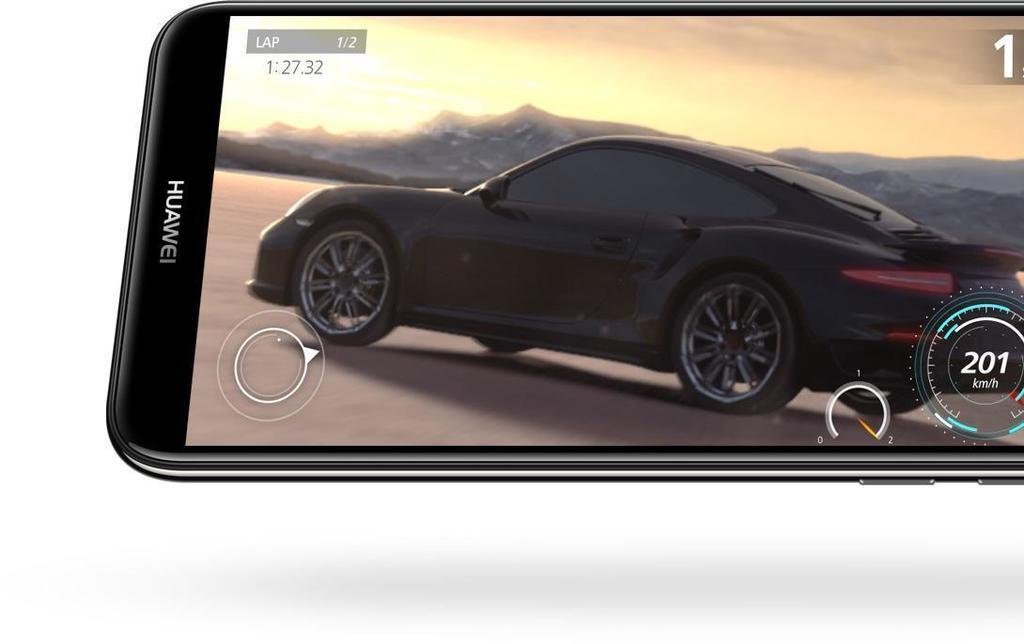 Huawei Y7 Prime 2018 výdrž akumulátoru