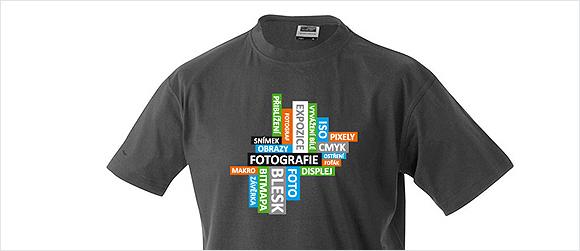 bab9b0e27d37 Megapixel tričko Expozice L