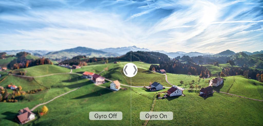 Gyro-Stabilization