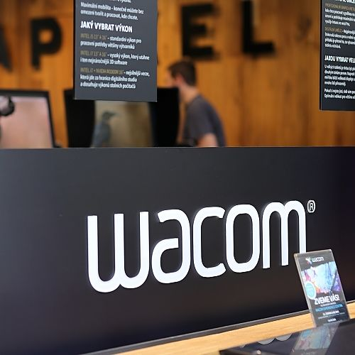 WACOM EXPERIENCE CENTRE: pusťte si video z akce