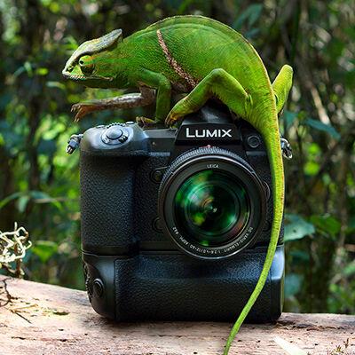 Rezervujte si nový Panasonic Lumix G9 a získejte balíček dárků