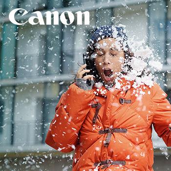 Vánoční nadílka od Canonu