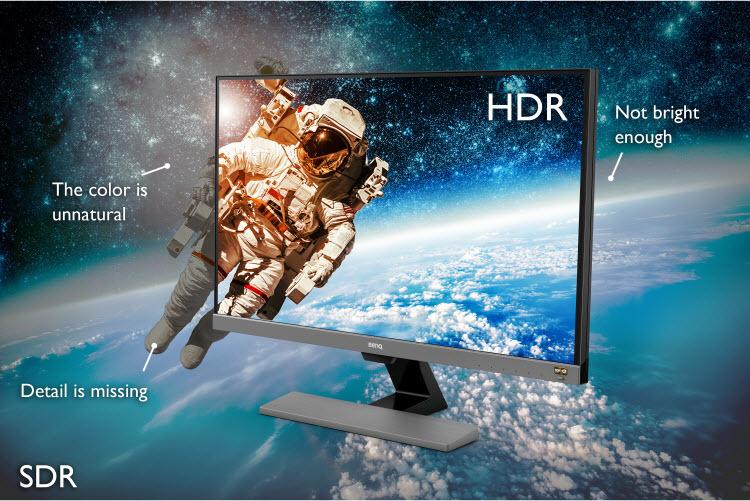 BenQ EW277HDR HDR