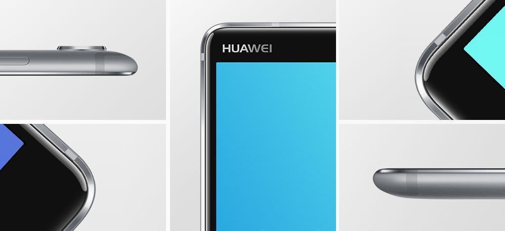 Huawei MediaPad M5 design