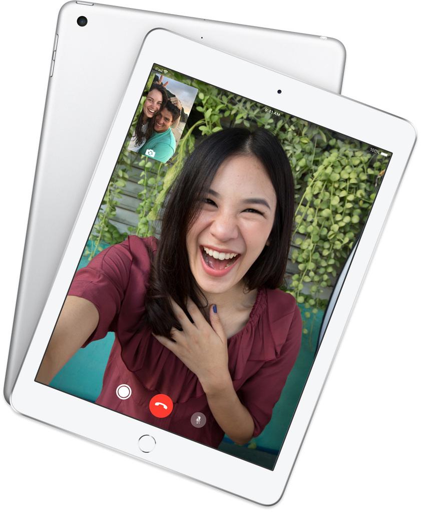 Apple iPad 9,7 2018 fotoaparát
