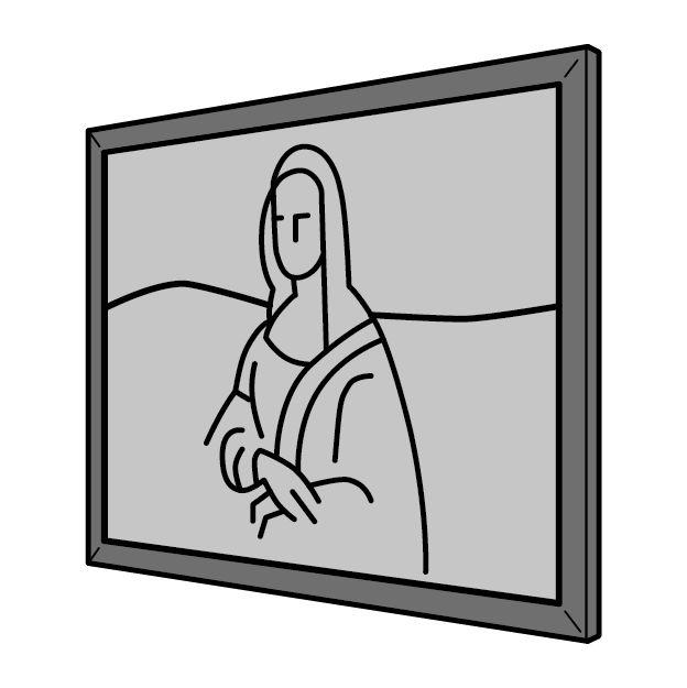 Fotoobrazy v rámu