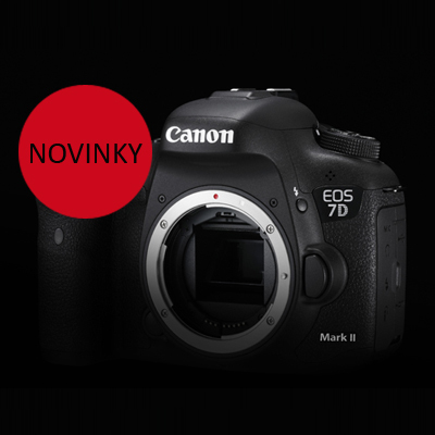 Canon EOS 7D Mark II na pražské prodejně Megapixel