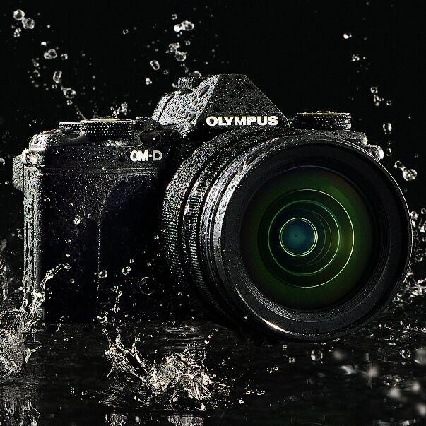 Olympus oficiálně představil OM-D E-M5 Mark II a další novinky