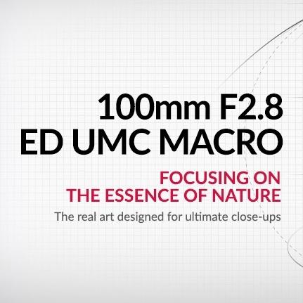Nový makroobjektiv Samyang 100mm F2.8 ED UMC MACRO s 10 různými bajonety