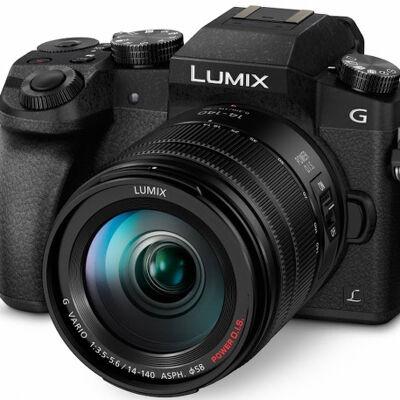 Nový fotoaparát Panasonic LUMIX DMC-G7