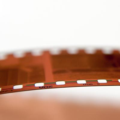 Vyvolávání a digitalizace filmů