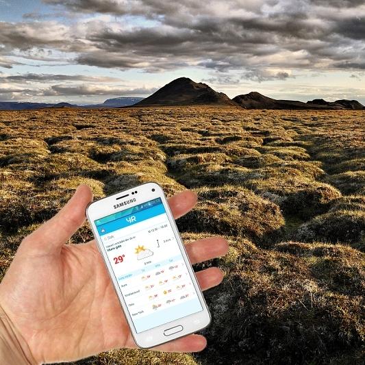Chytré aplikace pro krajináře