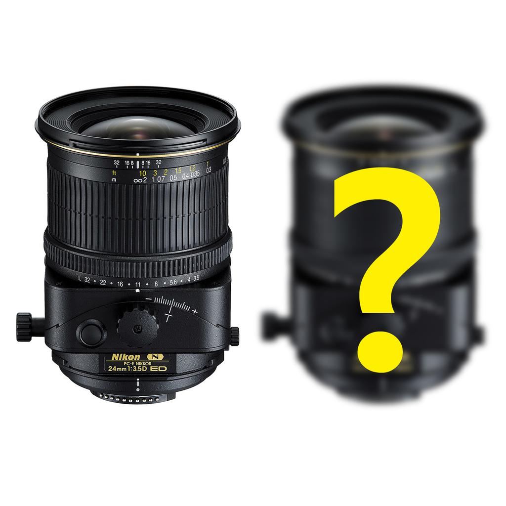 Chystá se nový širokoúhlý objektiv tilt-shift Nikon PC-E 19mm f/4?