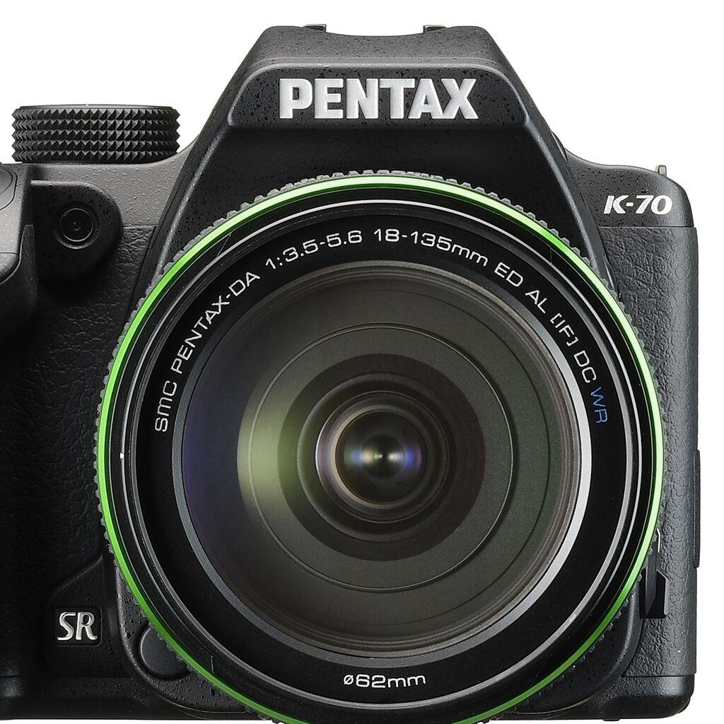 Firmware 1.10 pro Pentax K-70 je nyní k dispozici
