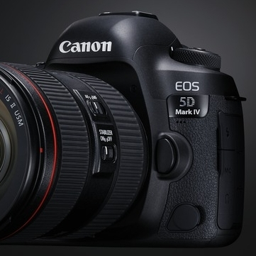 Canon EOS 5D Mark IV a dva zoomy dnes byly oficiálně představeny