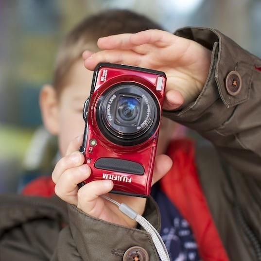 Jak vybrat dětský fotoaparát