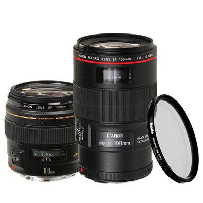 Pořiďte si objektiv Canon a dostanete kvalitní polarizační filtr jako dárek