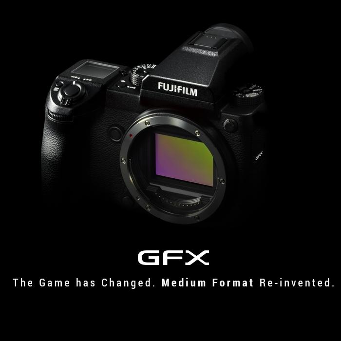 Fujifilm GFX 50s - konečně dostupný středoformát