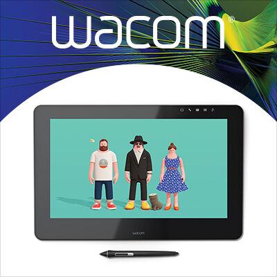 Špičkový grafický 4K tablet Wacom Cintiq Pro 16 UHD je již skladem