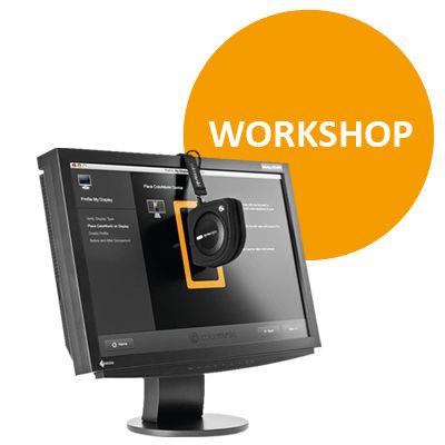 Přijďte na workshopy kalibrace a správy barev s EIZO