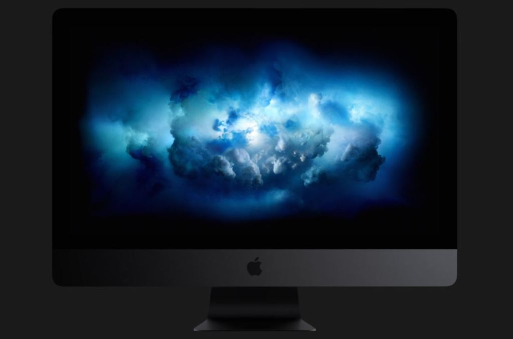 Apple iMac Pro design