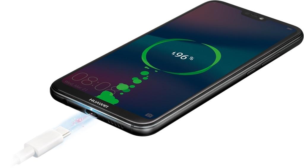 Huawei P20 Lite nabíjení
