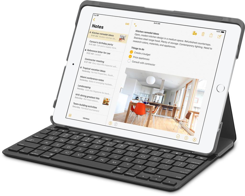 Apple iPad 9,7 2018 klávesnice