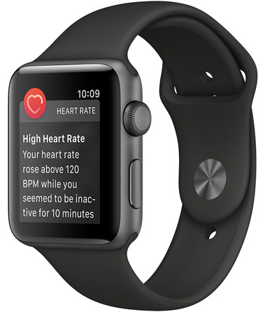 Apple Watch Series 3 GPS 42mm tep