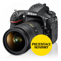 Oficiální prezentace novinky Nikon D810 v Megapixelu