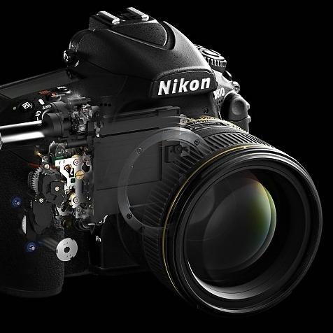 Nikon vydal aktualizaci firmware pro model D810